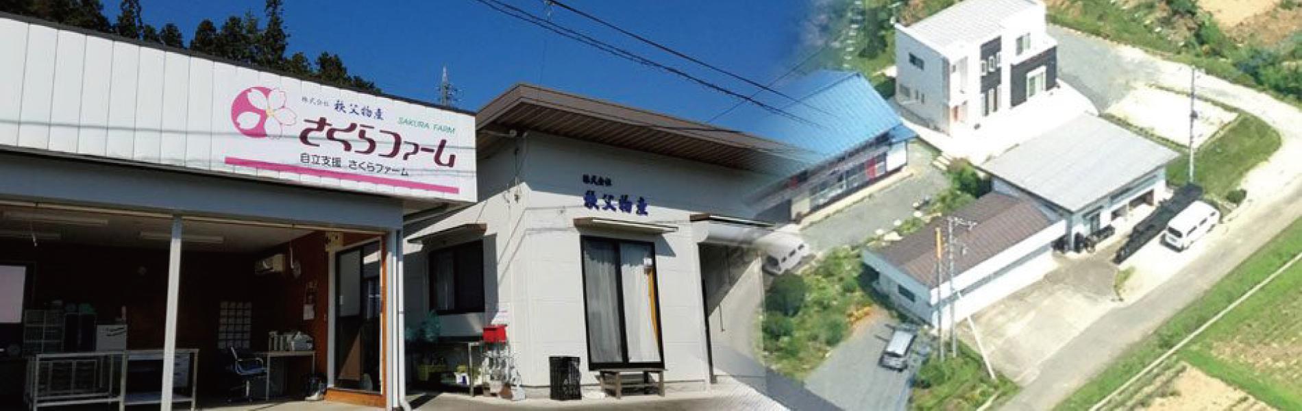 埼玉県秩父市 障がい者自立支援施設さくらファーム